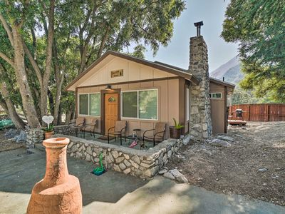 Photo for NEW! Cozy Cottage w/Grill - 5mi to Mt Baldy Resort