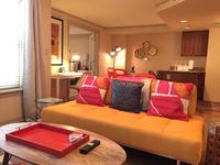 This was our second stay in this lovel, comfortable and convenient unit.