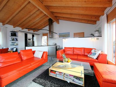 Photo for House 331 m from the center of Nendaz with Parking, Internet, Washing machine, Balcony (42283)