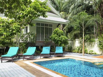 Photo for Baan Aree - Private pool