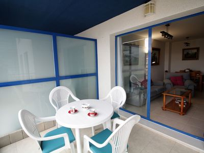 Photo for A787 - Cala de Vent - Apartment for 6 people in Villajoyosa