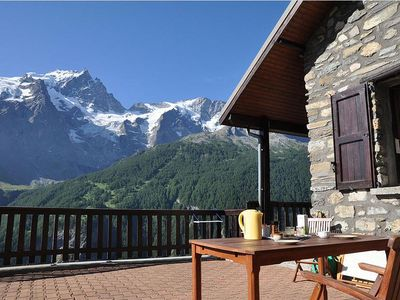 Photo for 3 bedroom accommodation in La Grave