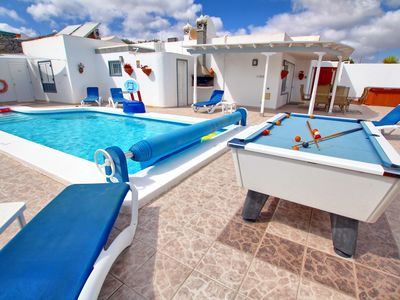 Photo for Luxurious Villa Del Sueno,Wi-Fi, Hot tub, Table tennis, Full A/C,Pool table