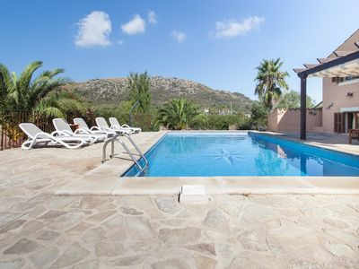 Photo for CA NA FIGUERA - situated on the North of Mallorca