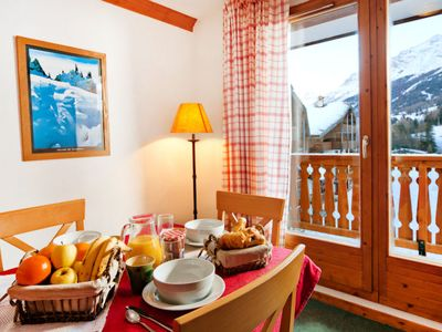 Photo for Apartment Lagrange vacances les Valmonts in Val Cenis - 8 persons, 2 bedrooms