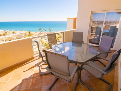 Photo for Luxurious 3 Bedroom Penthouse on Sea of Cortez Las Palmas Resort BN-701