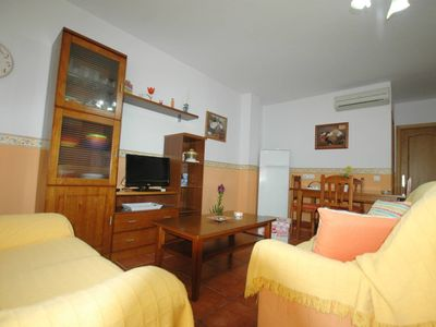 Photo for Apartment granados with air wifi and terrace easy parking