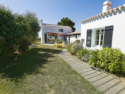 Photo for Villa Noirmoutier-en-l'Île, 3 bedrooms, 8 persons
