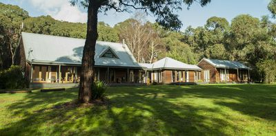 Photo for Secluded and private retreat in peaceful natural surroundings.