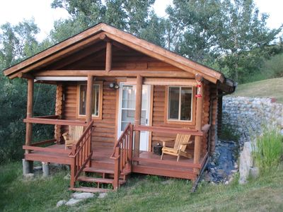 Photo for Mountain View Cabin at Paris Montana® Luxury Lodge