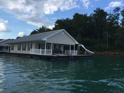 Photo for Enjoy a Floating Holiday on Norris Lake