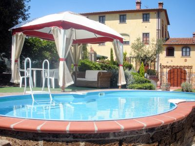 Photo for Vacation home Desideri (VIN120) in Vinci - 6 persons, 3 bedrooms