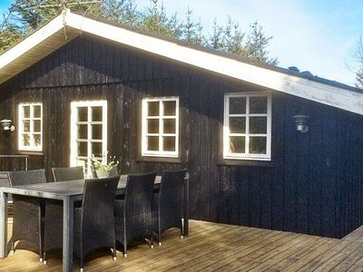 Photo for Cozy Holiday Home in Hals near Sea