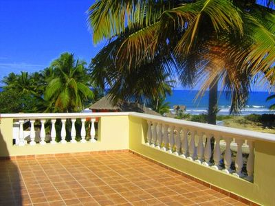 Master suite terrace for private sun tanning or star gazing!