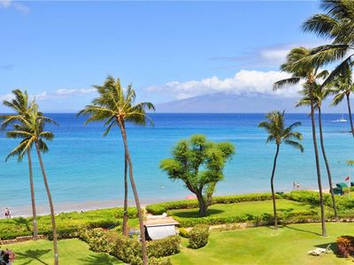 Photo for Whaler at Kaanapali Beach Completely Renovated and well-appointed Studio Ocean View condo. #514
