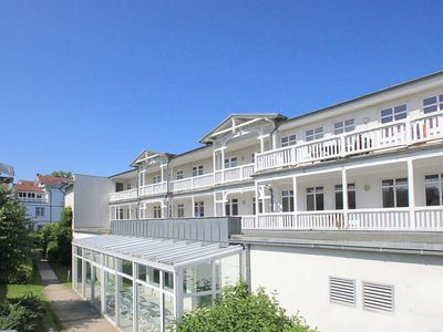 Photo for HSE19 - quiet apartment, 1 sep. Bedroom, balcony - house Strandeck
