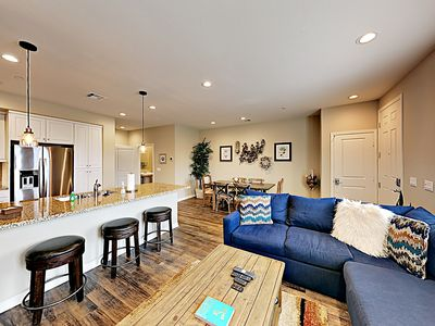 Living Room - Welcome to Imperial Beach! Your rental is professionally managed by TurnKey Vacation Rentals.