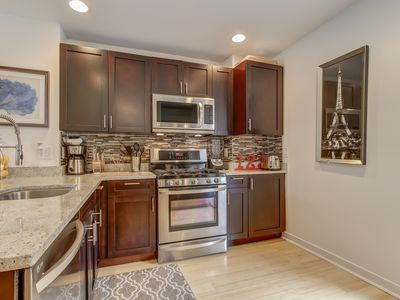 Photo for Modern Townhome in the Heart of the City!