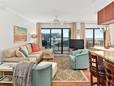 Photo for Great ocean views in beautiful condo in midtown Ocean City, Maryland