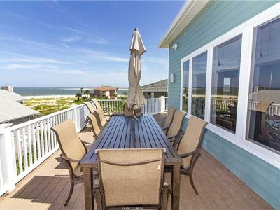 Photo for Serenity Now, 4 Bedrooms, Ocean View, Pet Friendly, Sleeps 10, WiFi