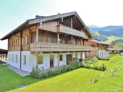 Photo for Magnificent apartment with sauna and open fireplace nearby the lake and the ski lift