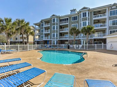 Photo for NEW! Condo w/ Patio on Golf Course in Myrtle Beach