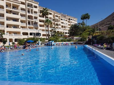 Photo for Holiday apartment Los Cristianos for 1 - 4 persons with 1 bedroom - Holiday apartment