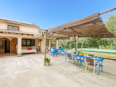 Photo for YourHouse Sa Cova - charming country house with pool in Petra