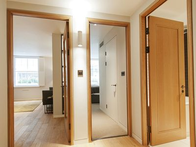 Photo for Superior One bedroom St Christopher's Place B
