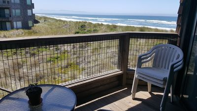 Photo for Gorgeous Oceanfront 2 bedroom condo at Pajaro Dunes!