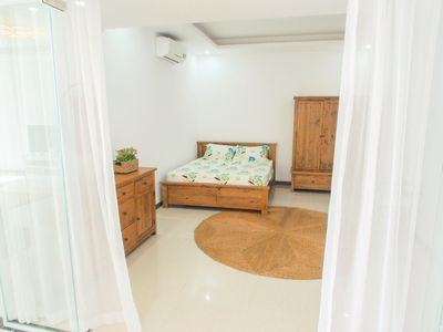 Photo for FABULOUS APARTMENT OF 143M2-3 BEDROOMS FACING THE SEA!