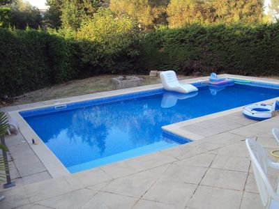 Photo for Mougins villa rentals with pool near the sea
