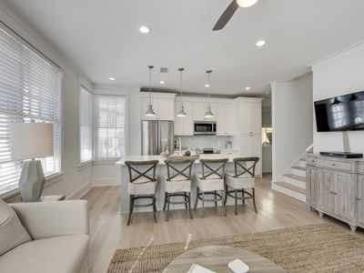 Photo for Sands Cottage Carriage House in Rosemary Beach close to shops and restaurants