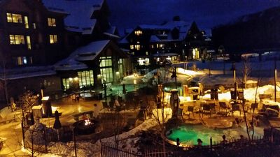 Photo for Grand Lodge Peak 7, Ski In/Out 1/25 -2/1/20 (Ice Sculpting Championship Week)
