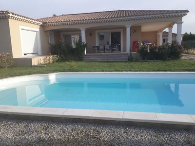 Photo for RECENT VILLA FOR 8 PEOPLE