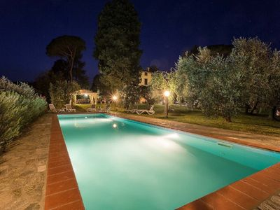 VILLA BELVEDERE LUCCA- FANTASTIC 1600'S VILLA WITH PRIVATE POOL  AND PARKING