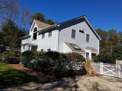 Great family home 2 minutes from the beach.