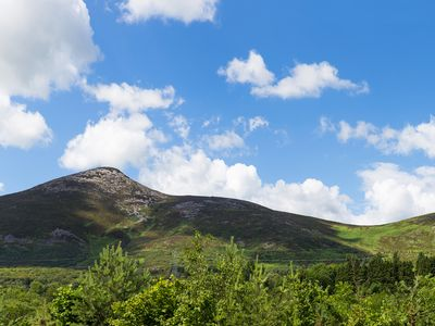Sugar Loaf Mountain - Wicklow Mountains