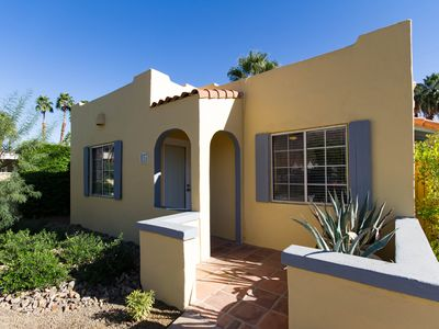 Photo for Palm Springs California Bungalow;  City ID # 3535
