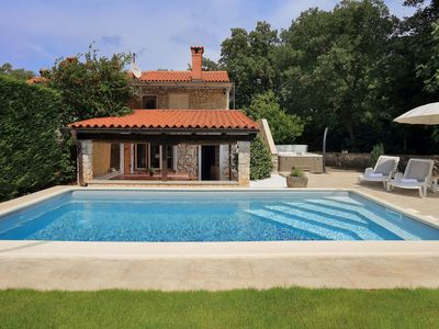 Photo for Holiday House Mlin with Private Pool
