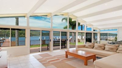 Photo for BAYSIDE GETAWAY - WATERFRONT BOOKER BAY