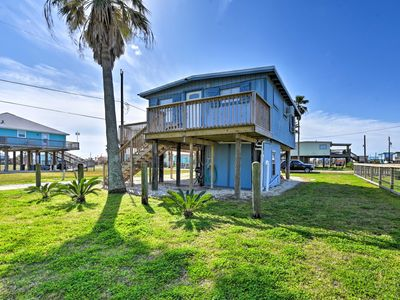 Photo for NEW! Colorful Cottage - 2 Blocks to Surfside Beach!