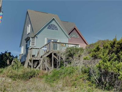 Photo for HOG HEAVEN: 2 BR / 2 BA ocean views and walk to beach in Surf City, Sleeps 6