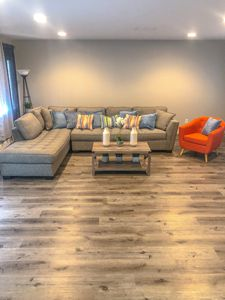 Photo for DreamStays FL : MODERN LAYOUT 3bd 2ba home w KING bed POOL fireplace  sleeps 12