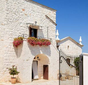 Photo for Villa in Monopoli for 4 guests near the Sea