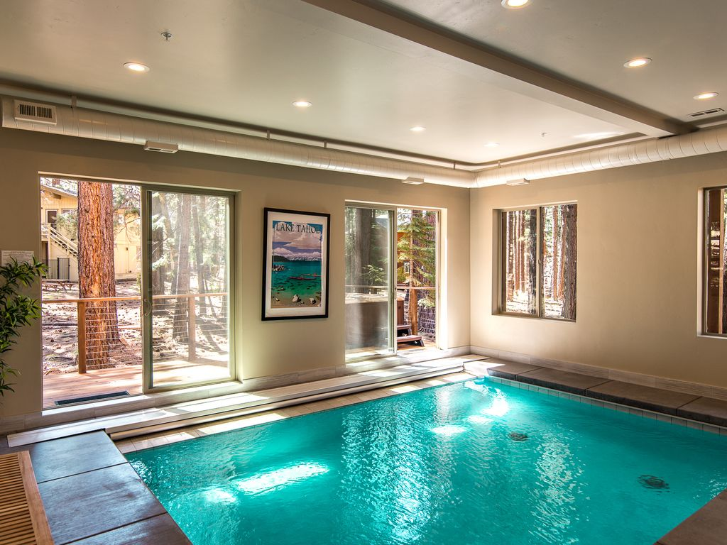 New luxury 5br w indoor pool private hot vrbo for Virtual pool design