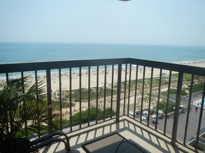 Photo for Oceanfront Luxury Condo with 3 Pools,Tennis,Basketball+++