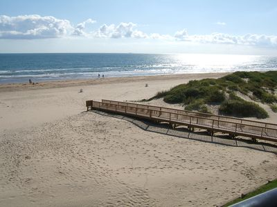 Beachfront Condo Rental by owner South Padre Island next to the Water Park