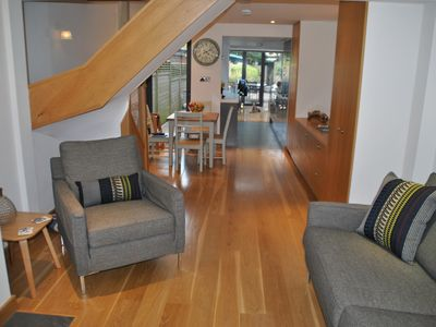 Photo for Whitstable luxury cottage equipped to highest standards.   Sleeps 5