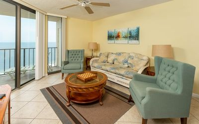 Photo for 2 Bedroom on the BEACH! Phoenix III - *FREE Nights Just Added*